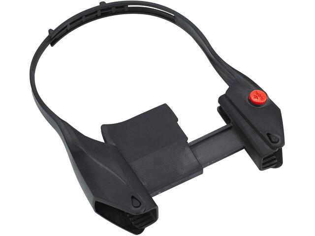 Hebie Achterkant Kettinglijder Kettingbeschermer voor Shimano Di2, black